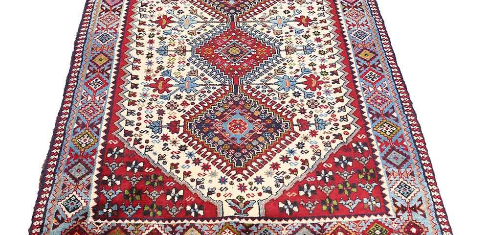 فرش دستباف قشقایی