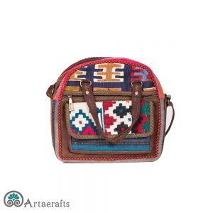 photo of hanmade bag