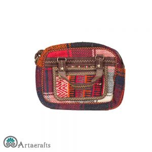 photo of woolen bag