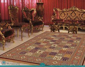 نمونه فرش ایران