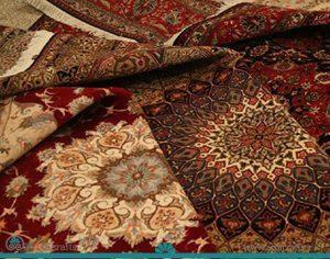 نمونه فرش ایرانی