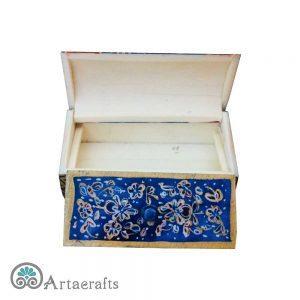 جعبه جواهر 7 سانتیمتری تذهیب