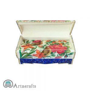 جعبه 9 سانتیمتری گل و مرغ